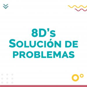8ds Solucion de Problemas